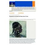 """Ayuntamiento """"Retrato de un continente"""" La Coruña 2009"""