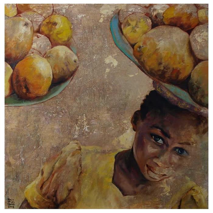 Fruta I membrillos