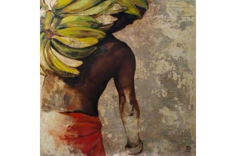 Fruta II (plátanos)