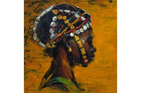 Mujer del Congo