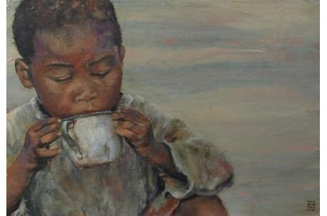La taza