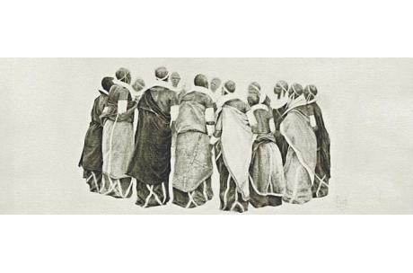 Ritual Massai