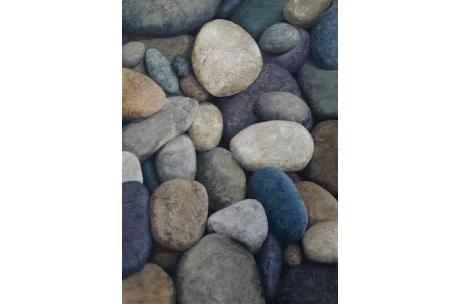 naturaleza piedras de rio
