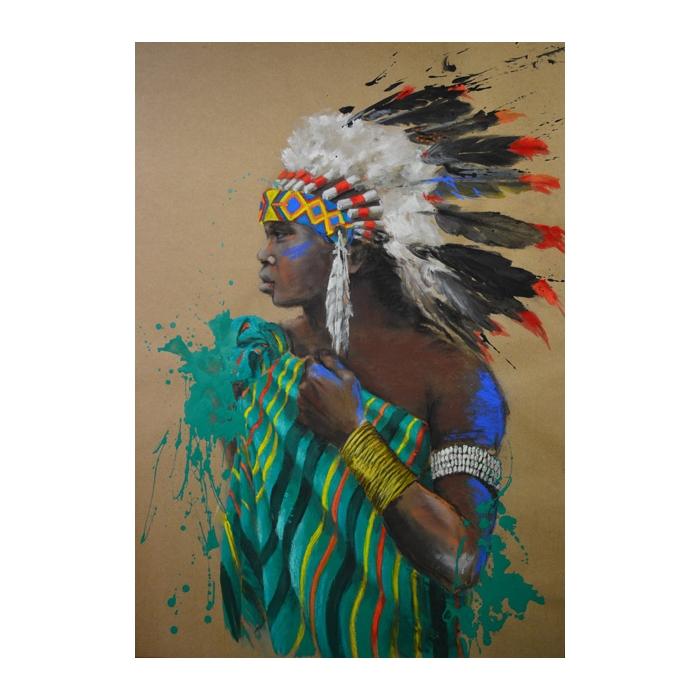 Culturas Africano indio americano