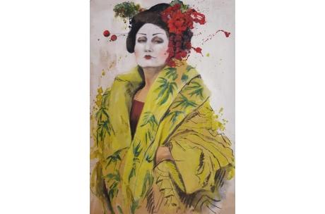 Madame japonesa