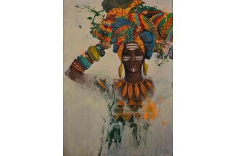 Brasileña africana